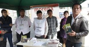Morena Hidalgo: de una curul, a controlar el Congreso