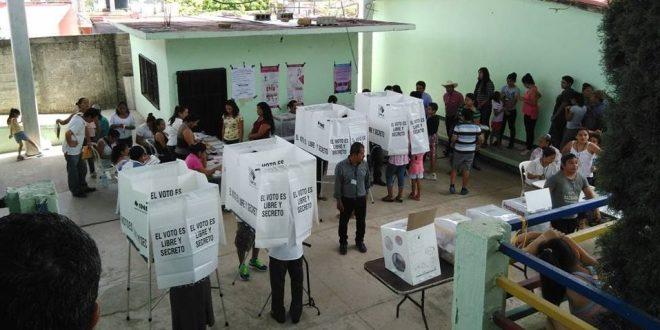 Transformó elección mapa electoral político de Hidalgo