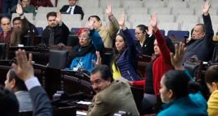 Por primera vez, difieren diputados morenistas en el Congreso de Hidalgo