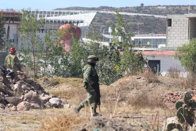 Localizan toma clandestina en Pachuca
