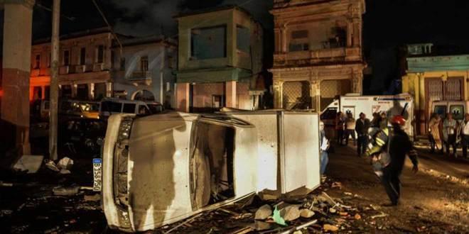 Tres muertos en La Habana por un potente tornado