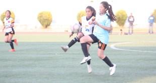 Listos, representantes de Hidalgo para regional de futbol femenil