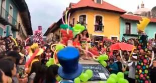 No te puedes perder el tradicional Carnaval de la Montaña