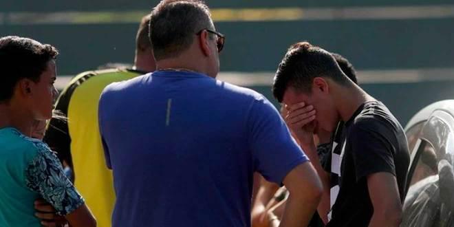 Mueren 10 en incendio del Centro de Entrenamiento del Flamengo