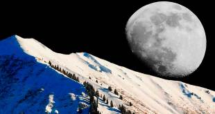 No te pierdas la Luna de nieve