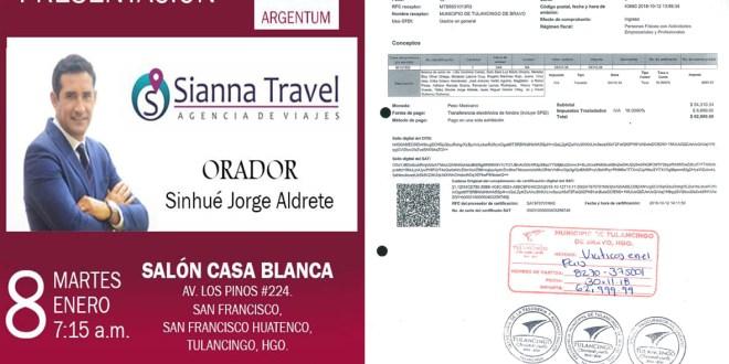 Regidor de Tulancingo llevó a sus compañeros a Nuevo Vallarta y recibió 78 mil pesos