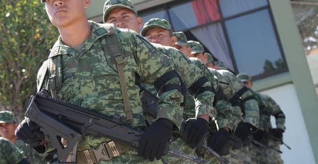 En Hidalgo, 10 agresiones contra personal del Ejército: Sedena