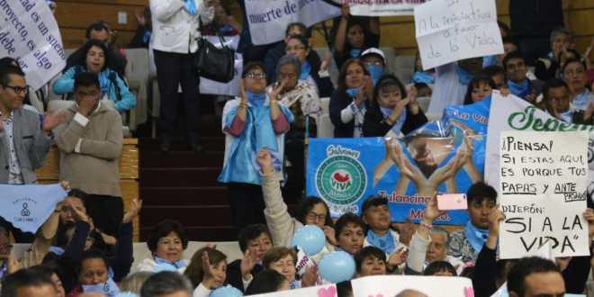 Presentan iniciativa antiaborto en Hidalgo