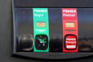 Gasolina regular baja 16 centavos en Pachuca