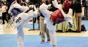 Trabajan taekwondoínes de cara a la ON