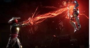 Mortal Kombat, hermosa fatalidad