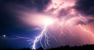 Se esperan tormentas desde este lunes y en la semana en Hidalgo
