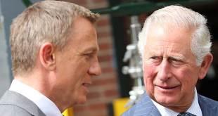 Invitan a Príncipe Carlos a Bond 25