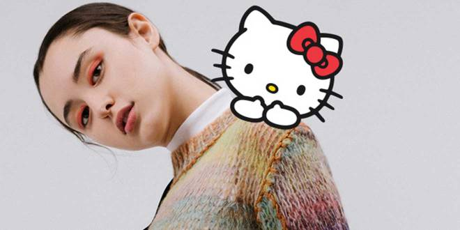 Regresa a clases con Hello Kitty