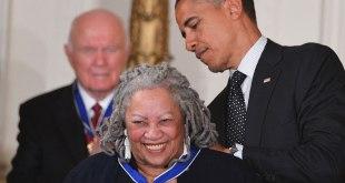 Muere Toni Morrison, Nobel de Literatura 1993