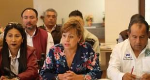 Irma Hernández candidatura Morena Mineral de la Reforma