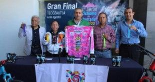 Cierra Serial de Ciclismo de Montaña de Pueblos Mágicos en Tecozautla