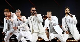 Regresan Backstreet Boys a México