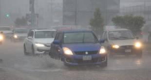 Lluvias fuertes y rachas de viento para este lunes en Hidalgo