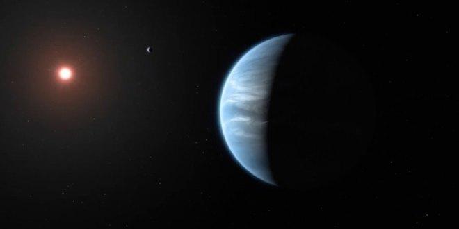 Detectan vapor de agua en planeta que podría ser habitable