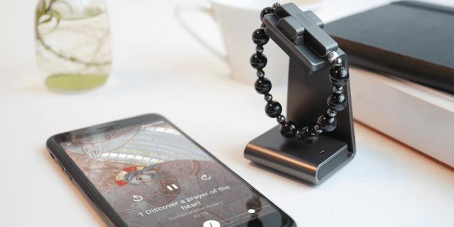 Vende el Vaticano rosario electrónico