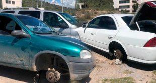 ¿Robaron tu auto? Estos son los autos recuperados en Hidalgo durante junio