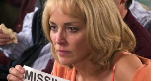 Regresó Sharon Stone para quedarse en el mundo del cine