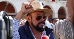 Acusa César Lemus provocación de Raúl Camacho en colonia Forjadores