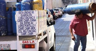 Litro de gas LP tiene incremento de 9 centavos en Hidalgo