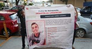 El próximo 18 de diciembre Sebastián Yáñez Gómez cumplirá 21 años de edad