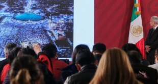 Millones de peregrinos llegan a la Basílica de Guadalupe