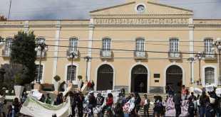 Universitarios exigen seguridad; acusan hostigamiento de UAEH