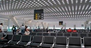 Refuerzan vigilancia epidemiológica en Aeropuerto de CDMX por coronavirus