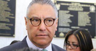 Titular de la Procuraduría General de Justicia de Hidalgo, Raúl Arroyo