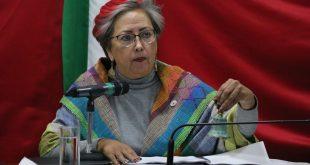 Corina Hidalgo diputado migrante