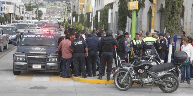 Incrementó 31.6% robo a negocios en Hidalgo durante 2019