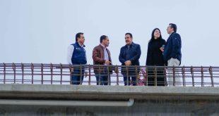155 millones a Hidalgo para obras