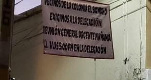 """Piden a Pascual Charrez """"sacar las manos"""" de renovación"""
