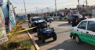 Muere pasajero de taxi en La Providencia; presunto infarto
