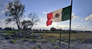 memorial para recordar a víctimas de explosión
