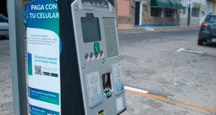 Analiza Concejo ubicación parquímetros Pachuca