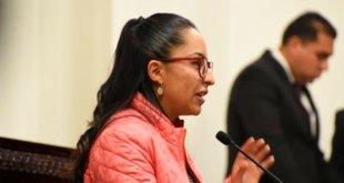 Denuncian a la diputada Susana Ángeles por nombramientos en el Itaih