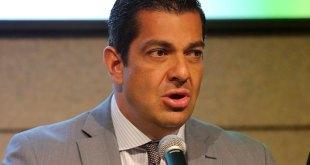 subsecretario de Gobierno de la Secretaría de Gobernación, Ricardo Peralta