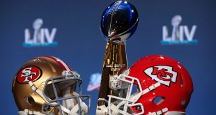Por la gloria de la NFL: Chiefs y 49ers disputan el Super Bowl