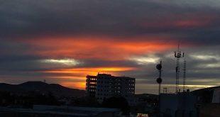 Este sábado, clima templado durante el día en Hidalgo