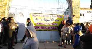 Con cierre de escuela, exigen permanencia de docente en Tizayuca