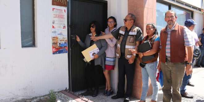 Por supuesto inicio de registro, acuden aspirantes a Morena Hidalgo