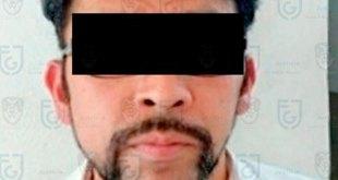 Detienen a un sujeto por abusar de la hija de su expareja