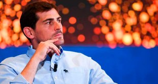Se retira Iker Casillas del futbol