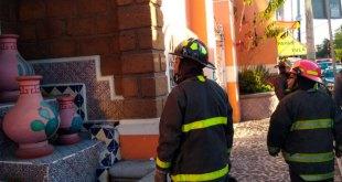Condena alcalde de Tula reporte falso de bomba en pleno centro